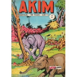 Akim (207) - Le piège mortel