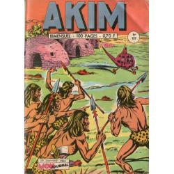 Akim (157) - Lutte sans merci