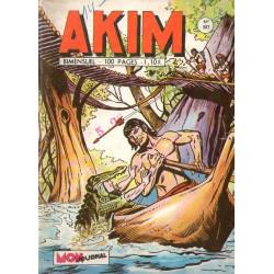 Akim (287) - Les flèches de feu