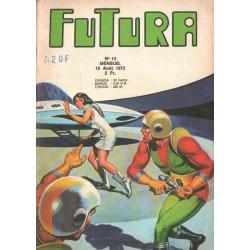 Futura (13) - Jaleb le Télépathe (13) - Les fauteurs de guerre