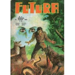 Futura (3) - Jaleb le Télépathe (3) - Les animaux de Boulder Town