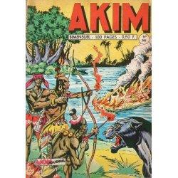 Akim (206) - Un million de dollars lâchés dans la jungle