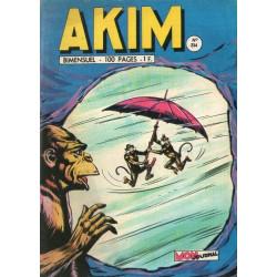 Akim (234) - La guerre sans merci - La grande pluie