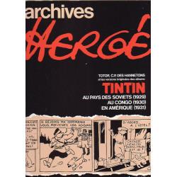 Tintin - Archives Hergé (1)