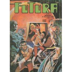 Futura (4) - Jaleb le Télépathe (4) - Les surhommes attaquent