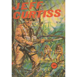 Jeff Curtiss (14) - Là où la guerre passe