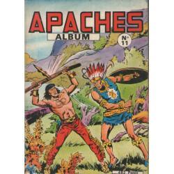 Apaches Album (11) - Apaches (30) - En garde (18) - Whipii (31)