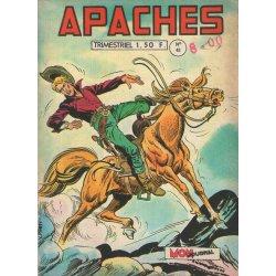 Apaches (43) - Rex Apache - Œil pour œil, la tribu durs de durs
