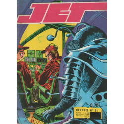 Jet Logan (51) - Le testament