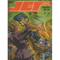 Jet Logan (11) - Le jour où la Terre s'arrêtera