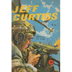 Jeff Curtiss (13) - Héroïque sacrifice