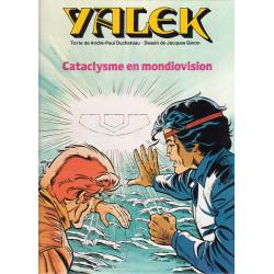 Yalek (8) - Cataclysme en mondiovision