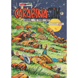 Carabina Slim (58) - Duels dans la nuit