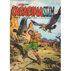 Carabina Slim (57) - L'homme qui devait mourir