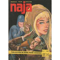 Naja (6) - Un trésor en Sicile