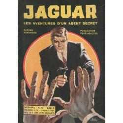 Jaguar - Les aventures d'un agent secret (10) - La dixième tombe