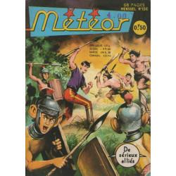 Météor (156) - De sérieux alliés - La boule volante