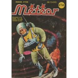Météor (158) - Destination l'oubli