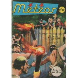 Météor (154) - Au pays des Iskirs - La boule volante