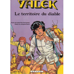 Yalek (15) - Le territoire du diable