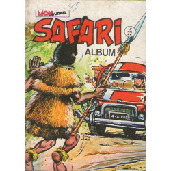 Safari Album (22) - (85 à 88)
