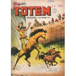 Totem (16) - Six bandits...Et un papillon