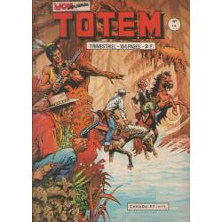 Totem (14) - Les masques rouges