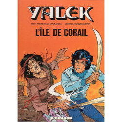 Yalek (12) - L'île de corail