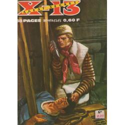X-13 agent secret (231) - Le fauve allié