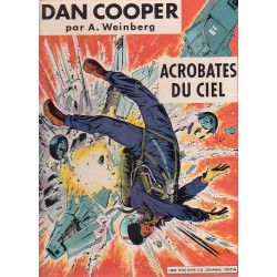 Dan Cooper (11) - Acrobates du ciel