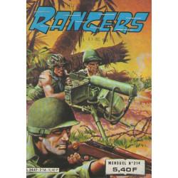 Rangers (214) - Opération ultra-secrète