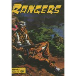 Rangers (72) - Retour au pays