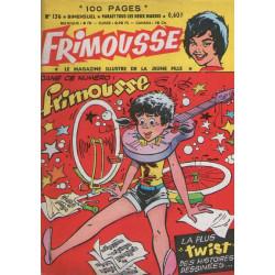 Frimousse (136) - La fille de la jungle