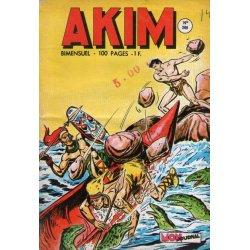 Akim (269) - Le grand cirque