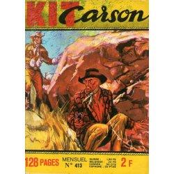 Kit Carson (413) - Noeud de vipères