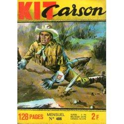 Kit Carson (406) - Mission chez les Païutes