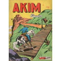 Akim (12) - Aidé de son fidèle serviteur Bolkan