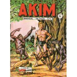 Akim (184) - Les hommes d'airains