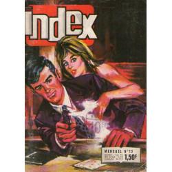 Index (13) - Chasse aux fauves