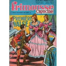 Frimousse (224) - Première valse