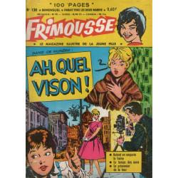 Frimousse (138) - Ah quel vison