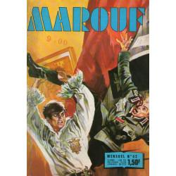 Marouf (42) - Le mystérieux agent Z