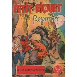 Petit Riquet reporter (110) - Chez les Patagons