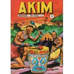 Akim (235) - Les tambours de la mort