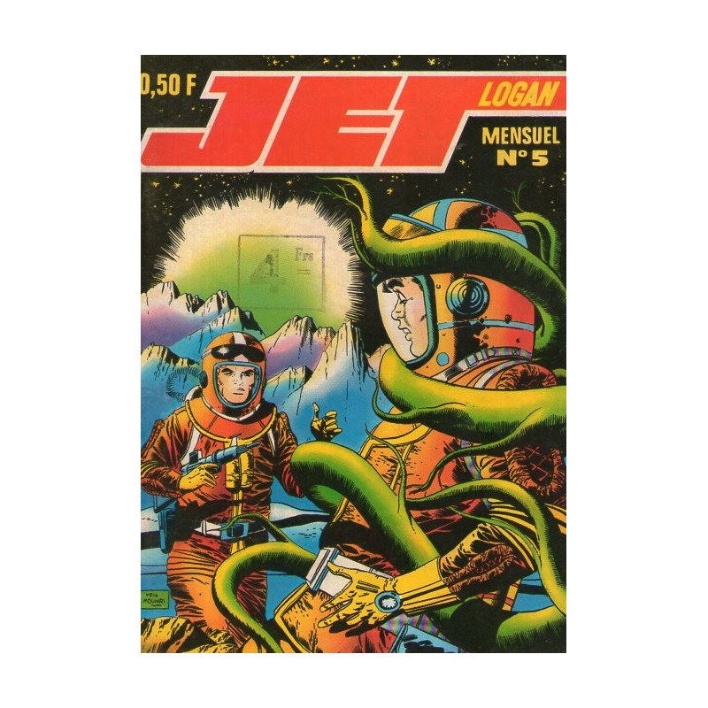 Jet logan 5 monstres de l 39 espace cubitus bd - Www espacedestinataire com ...