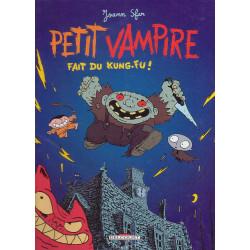 Petit vampire (2) - Petit vampire fait du kung-fu
