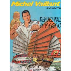 Michel Vaillant (43) - Rendez-vous à Macao