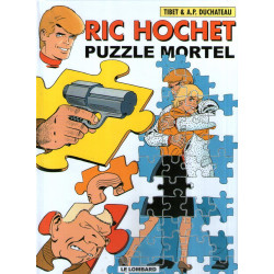 Ric Hochet (74) - Puzzle mortel