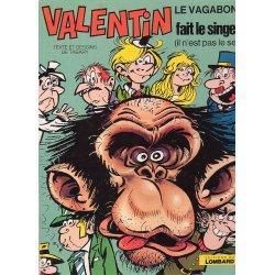 Valentin le vagabond (4) - Valentin fait le singe