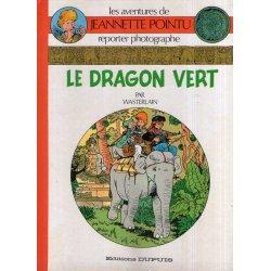 Jeannette Pointu (HS) - Le dragon vert